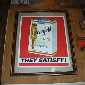 Chesterfield poster