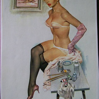 The Rest of My Calender Girls by Fritz Willis ( Vargus Type )