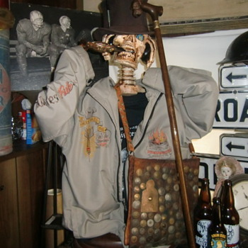 My New Jacket..........& Many Stuffs - Breweriana