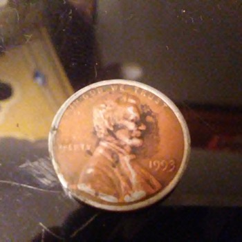 A wierd 1993 penny