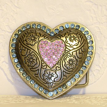 Ladies Belt Buckles - Accessories