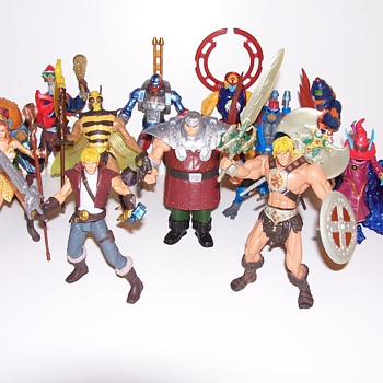 He-Man and the Masters of the Universe! - Toys