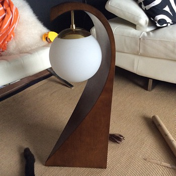Anyone know anything about this lamp