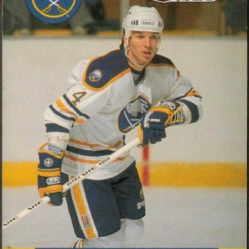 1990 - Hockey Cards (Buffalo Sabres) - Hockey
