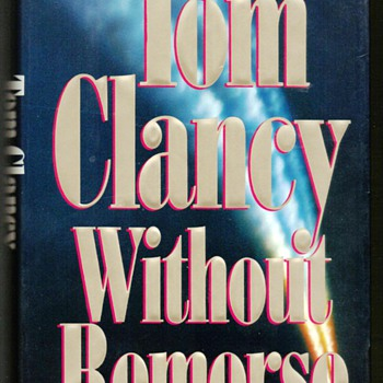 "1993 - ""Without Remorse"" by Tom Clancy"