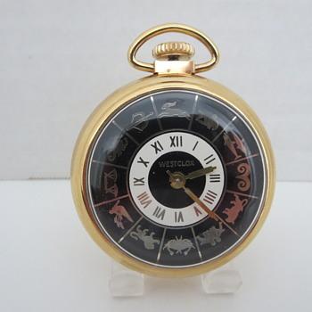Westclox Zodiac Time - Pocket Watches