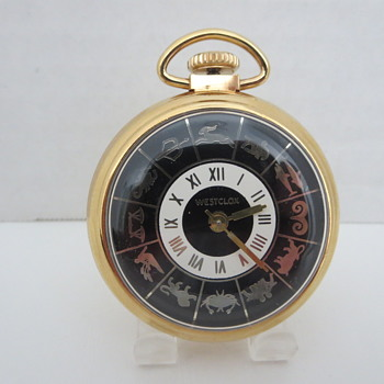 Westclox Zodiac Time