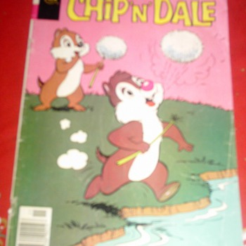Chip 'n' Dale, Blondie, Super Goof, Everything's Archie