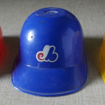 Dairy Queen Baseball Helmets