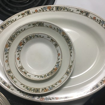 Passed down from Great Grandma - China and Dinnerware