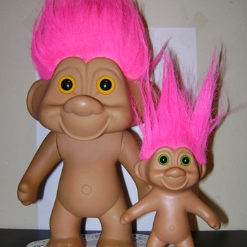 Dam Big Troll and Dam Little Troll