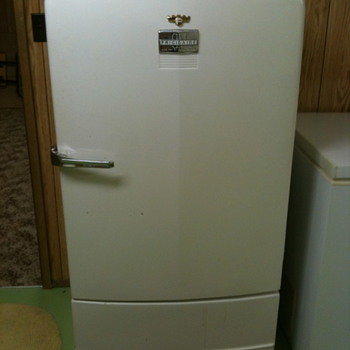 The Family&#039;s First Fridge/Freezer - Kitchen