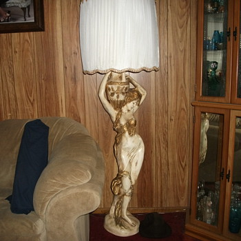 My Lady Lamp