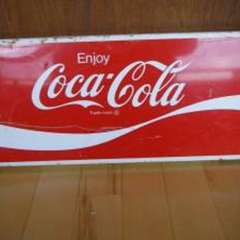 Coca-Cola Sign