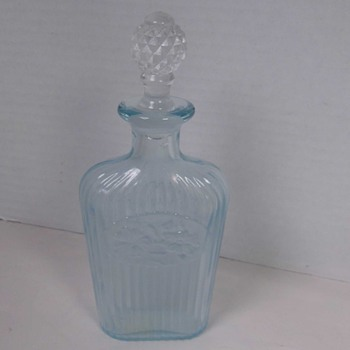 Imperial Glass Medicine Bottle