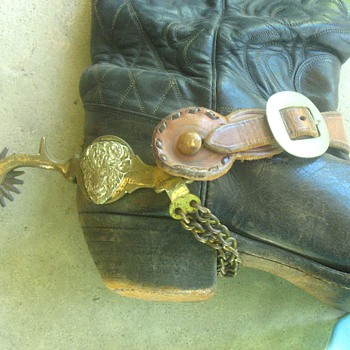 Jess Willard cowboy boots