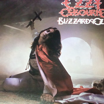 "Ozzy Osbourne "" Blizzard of Ozzy """