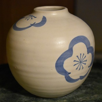 Unsigned Vase - Japanese? - Asian