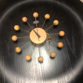 George Nelson Ball Clock - Clocks