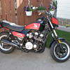 1984 HONDA CB700 NIGHTHAWK S.