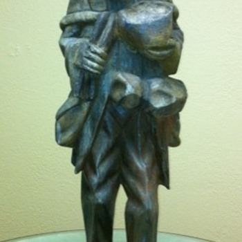 Wood Statue