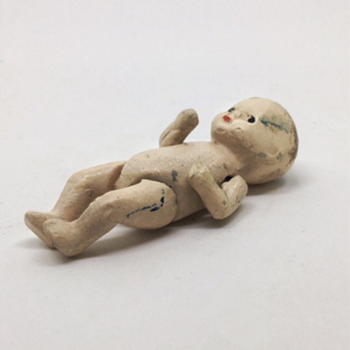 Baby Doll with jointed arms and legs - Dolls