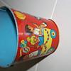 Vintage sand buckets