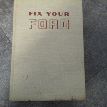 How To Fix Your Ford