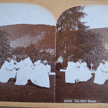 More Antique Stereoscope images - Photographs