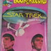 Unopened Star Trek Book and Record Set by Peter Pan Records.