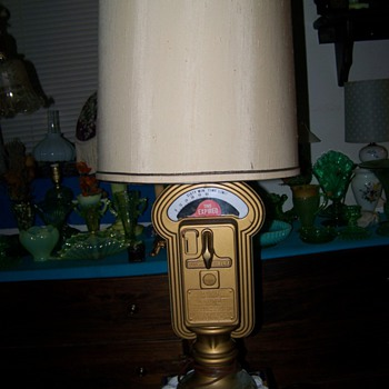 Duncan Parking Meter Lamp - Lamps
