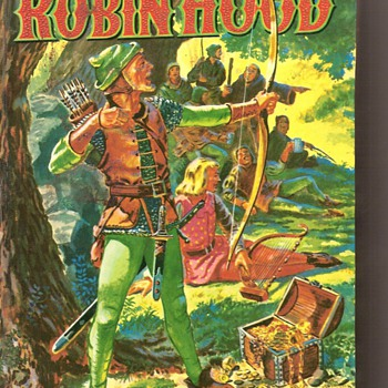 The Merry Adventures of Robin Hood - Books