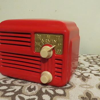 ARVIN model 444a  - Radios