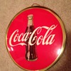 Coca-Cola Celluloid from the 50's