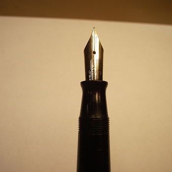 Geo S. Parker Vacumatic Fountain Pen, Need help identifying what year, and model type