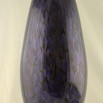 Another gargantuan Japanese glass vase