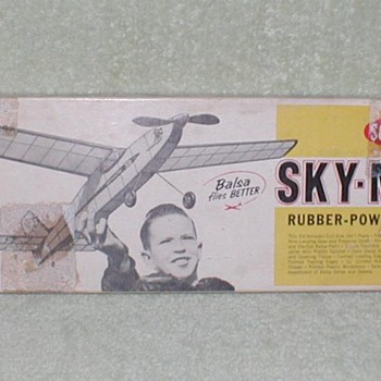 Scientific Balsa Airplane Kit - SKY MASTER
