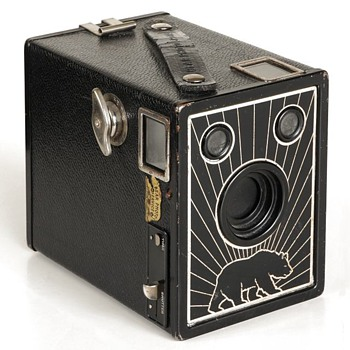 Bear Photo Special Box Camera - Cameras