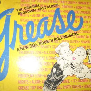 Greaseeeeeeeeeeee.. - Records