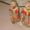 Antique Very Old Kneeling Knights(England)?