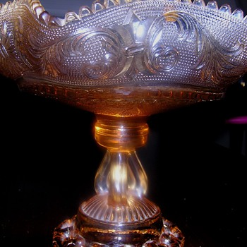 Antique Baccarat - Art Glass