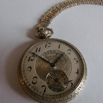 Efesgirl has a posting similar to this bracelet - Pocket Watches
