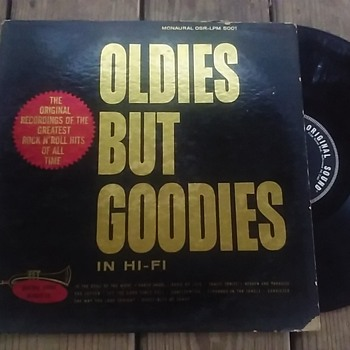 Oldies...But Goodies!! - Records