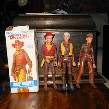 Jay West From The Johnny West Adventure Series 1975 - Toys