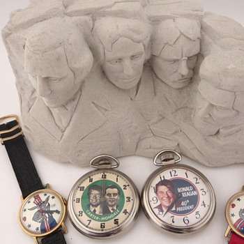 Presidents' Day (U.S.A.) - Pocket Watches