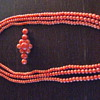 Angel coral Jewelry