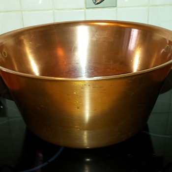 FALK Jam Pan - how old ? - Kitchen