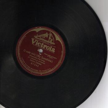 78 RPM - Music Memorabilia