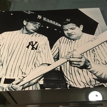New York players photograph
