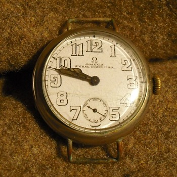 Trench Watch - Military and Wartime